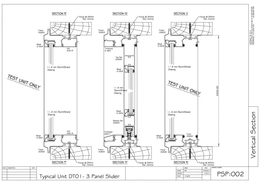 StormShield CAD Drawing